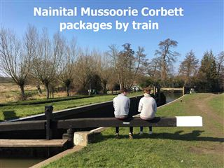 Nainital mussoorie corbett packages by train