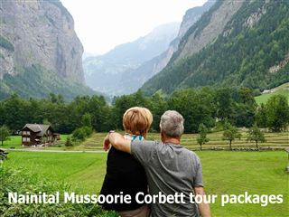 Nainital mussoorie corbett tour packages